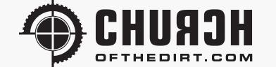 churchofthedirt.com Logo